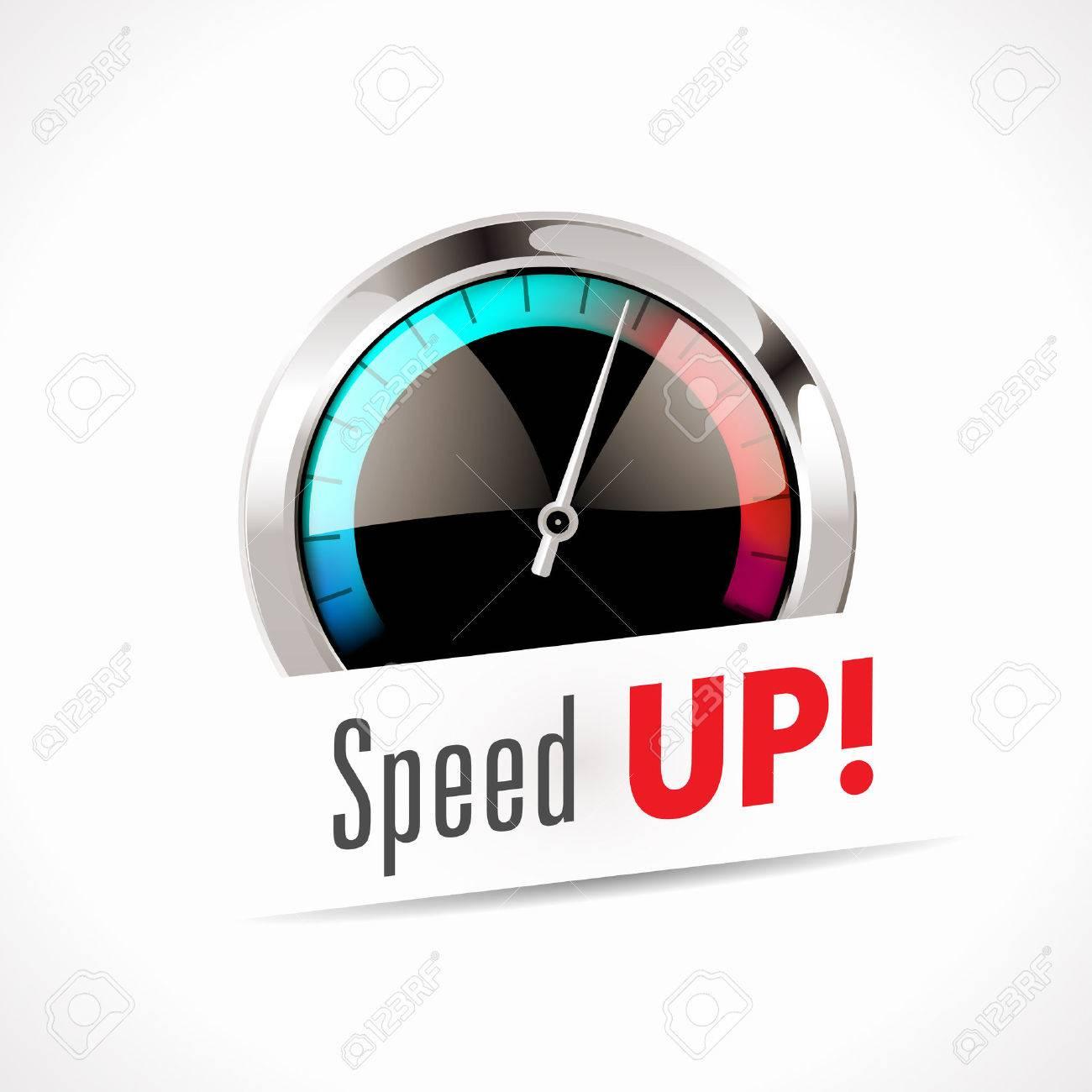 Speedometer - Speed Up! - 48523551