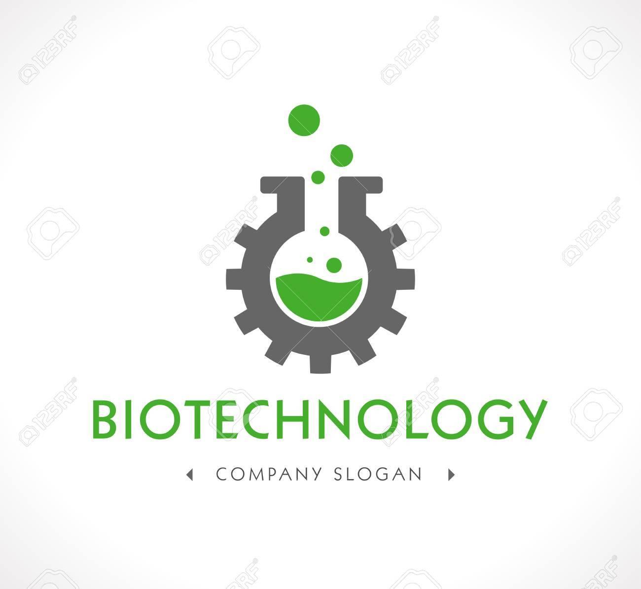 Logo - Biotechnology - 48539089
