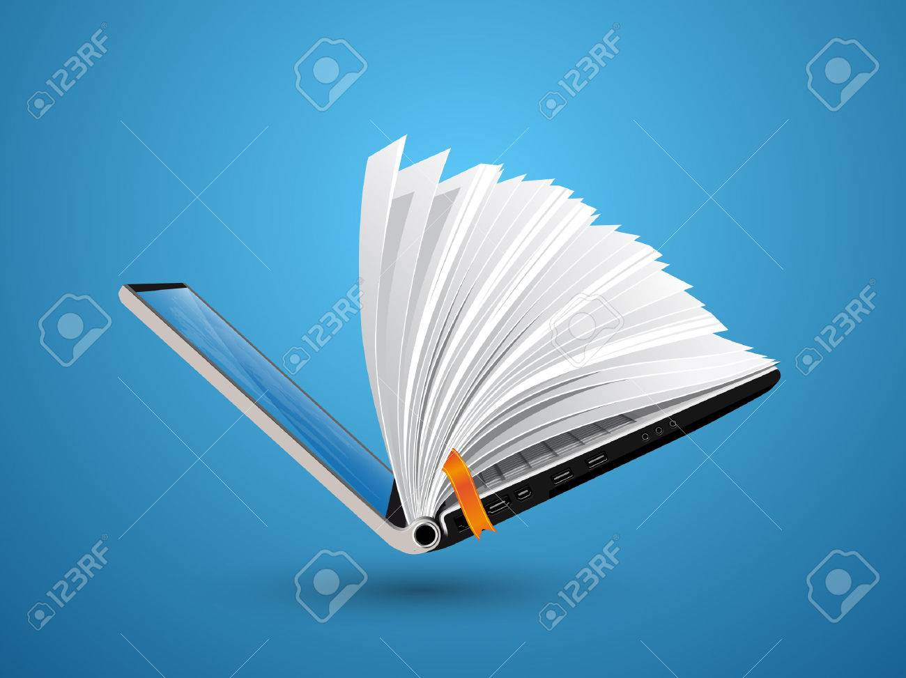IT Communication - knowledge base, e-learning, e-book - 55519492