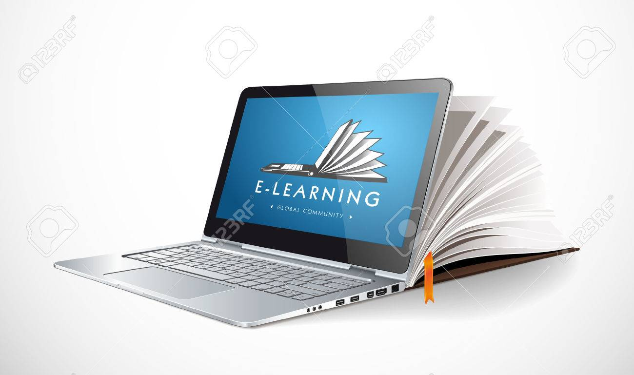IT Communication - E-learning - the internet network as knowledge base - 58620475