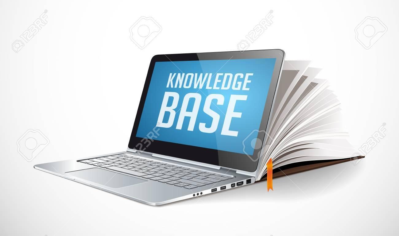 IT Communication - Internet network as knowledge base - 58620477