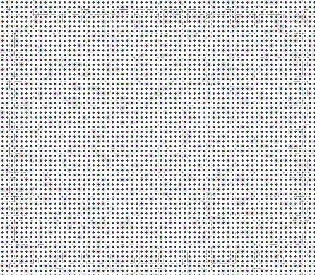 Immagini Stock Senza Soluzione Di Continuità Polka Dot Background