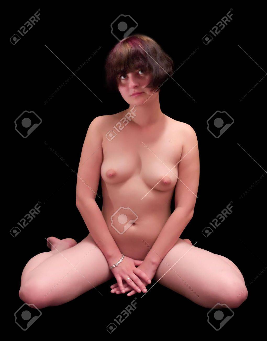 Young nudity