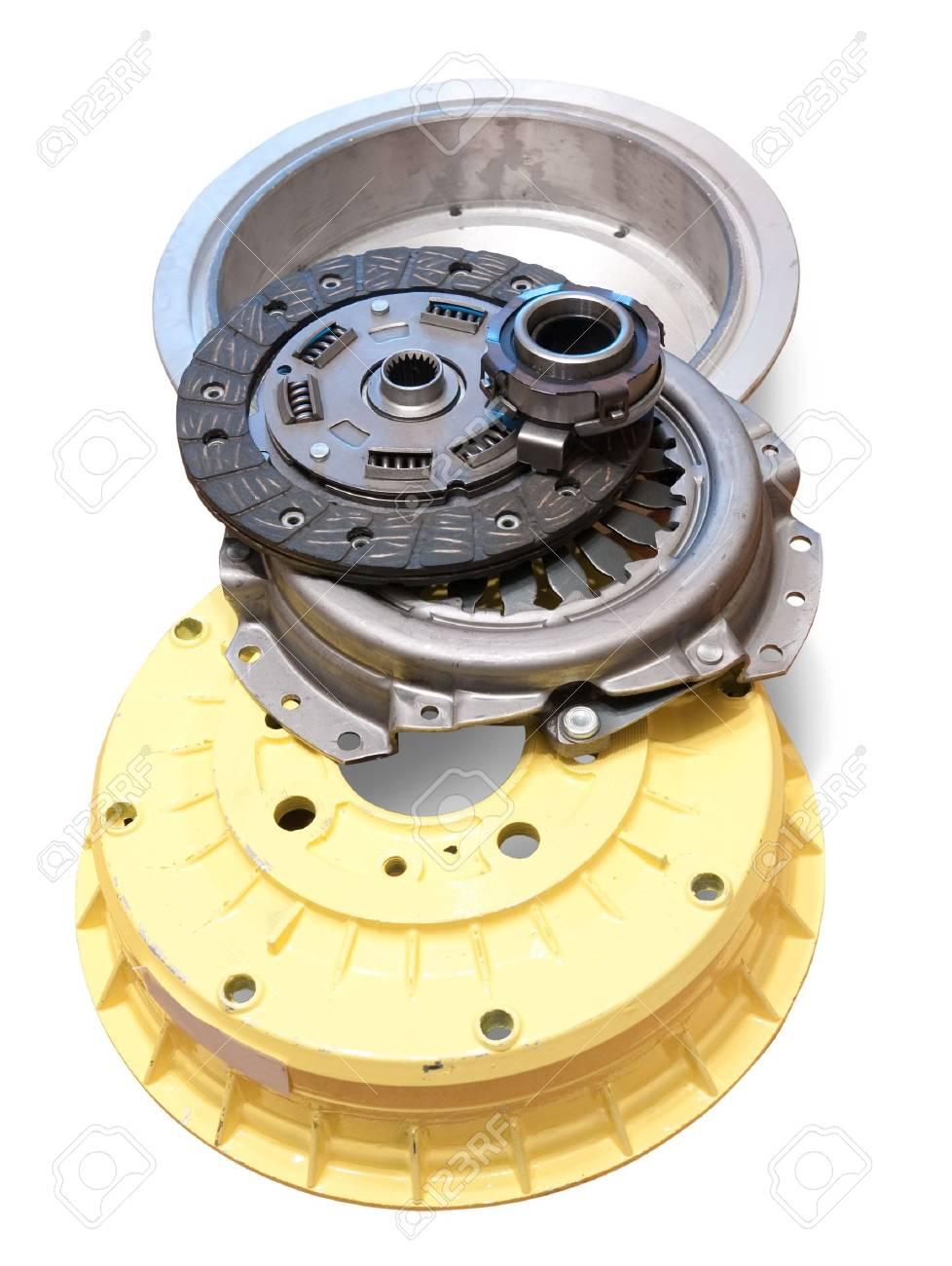 automotive parts. Stock Photo - 4843575