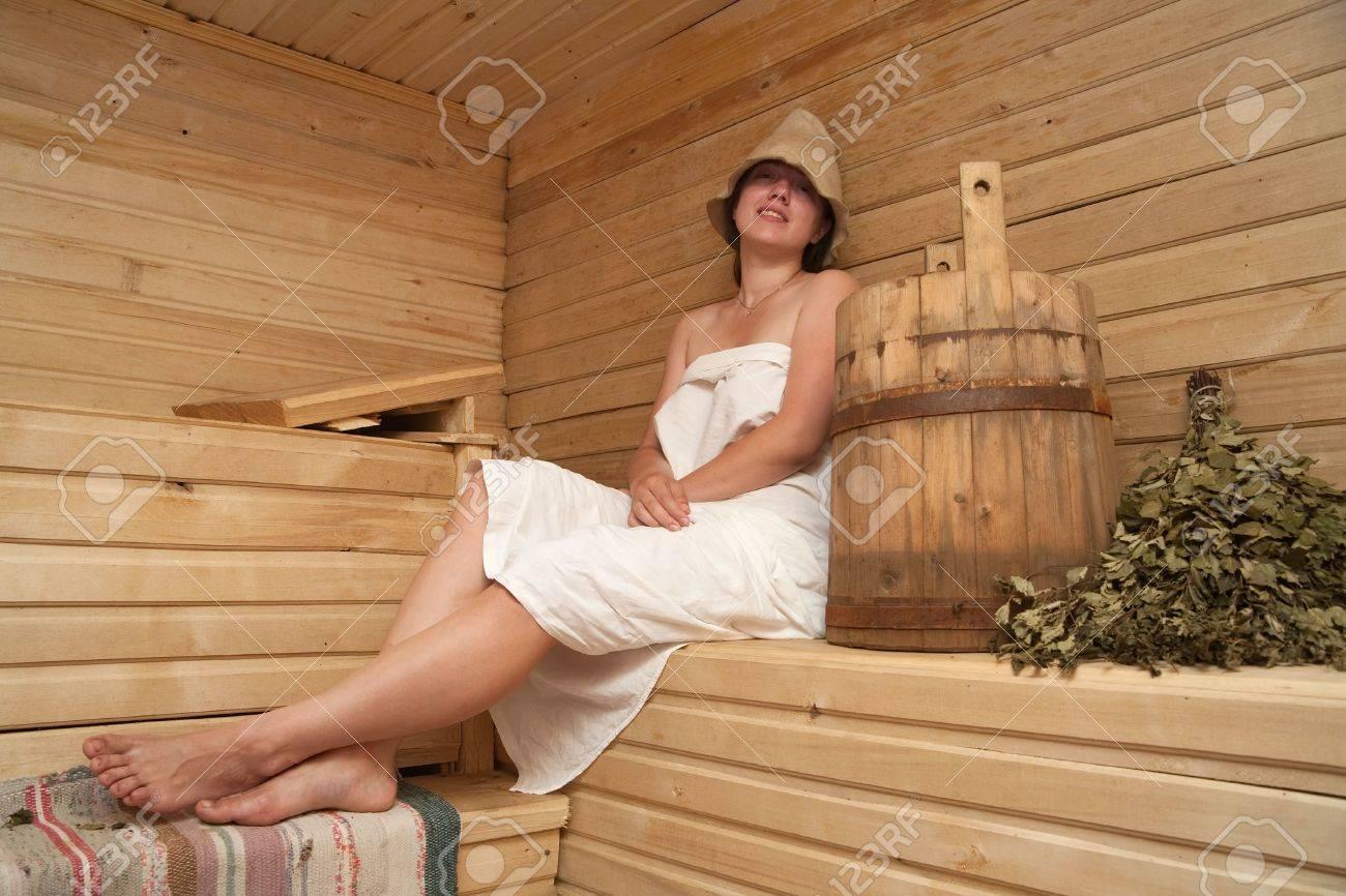 Руские девочки в сауне 3 фотография