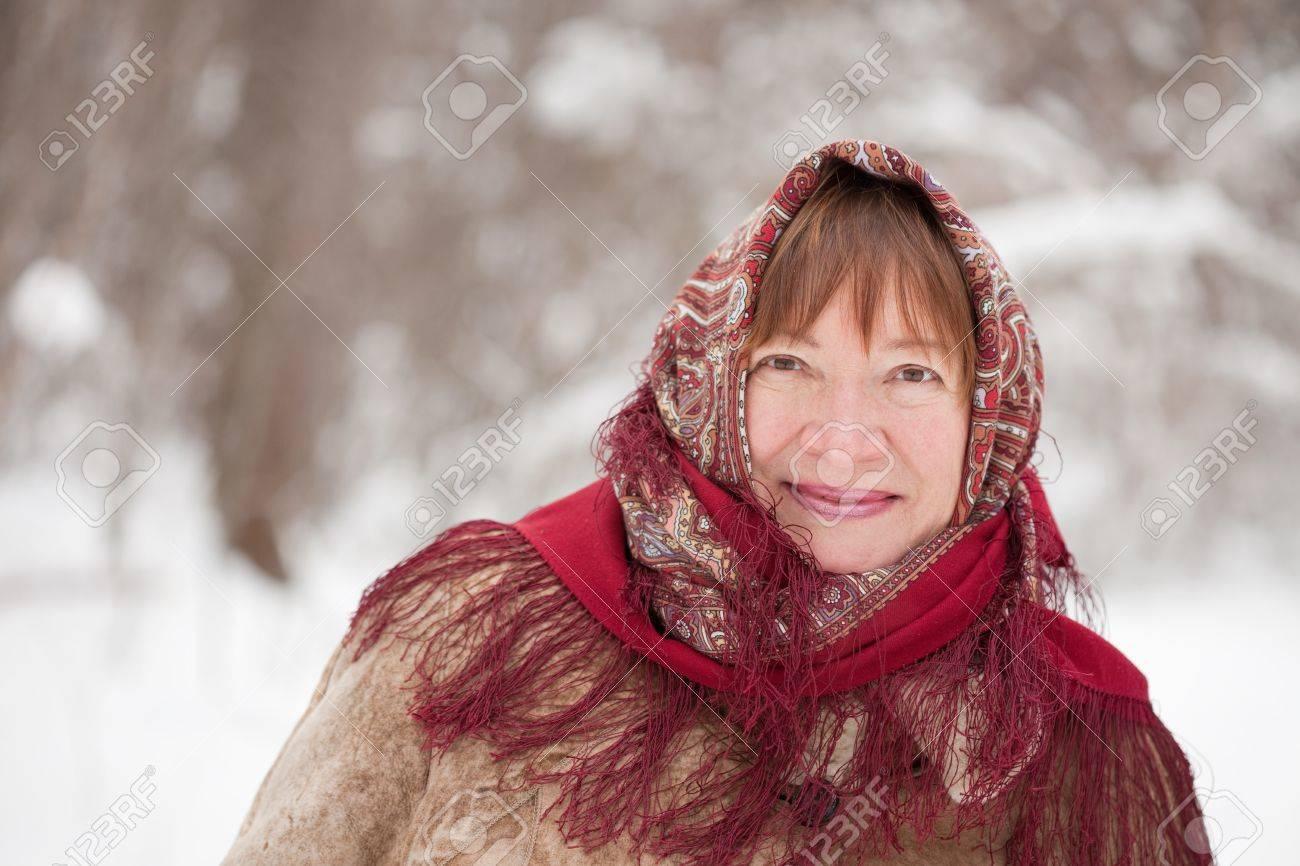 Русские зрелые женщины ипожилые 7 фотография