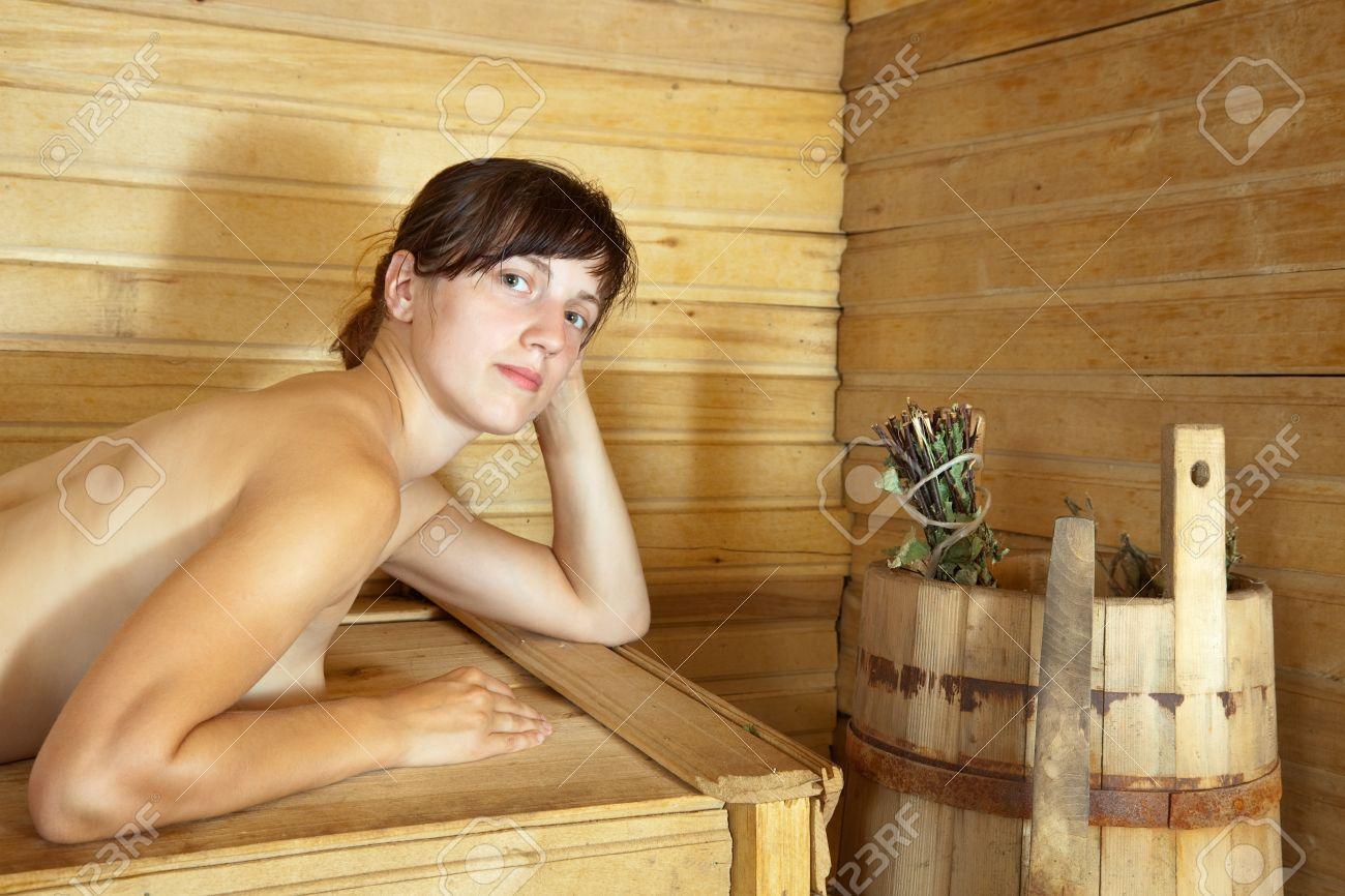 Sauna nackte mädchen in Sauna Nackte