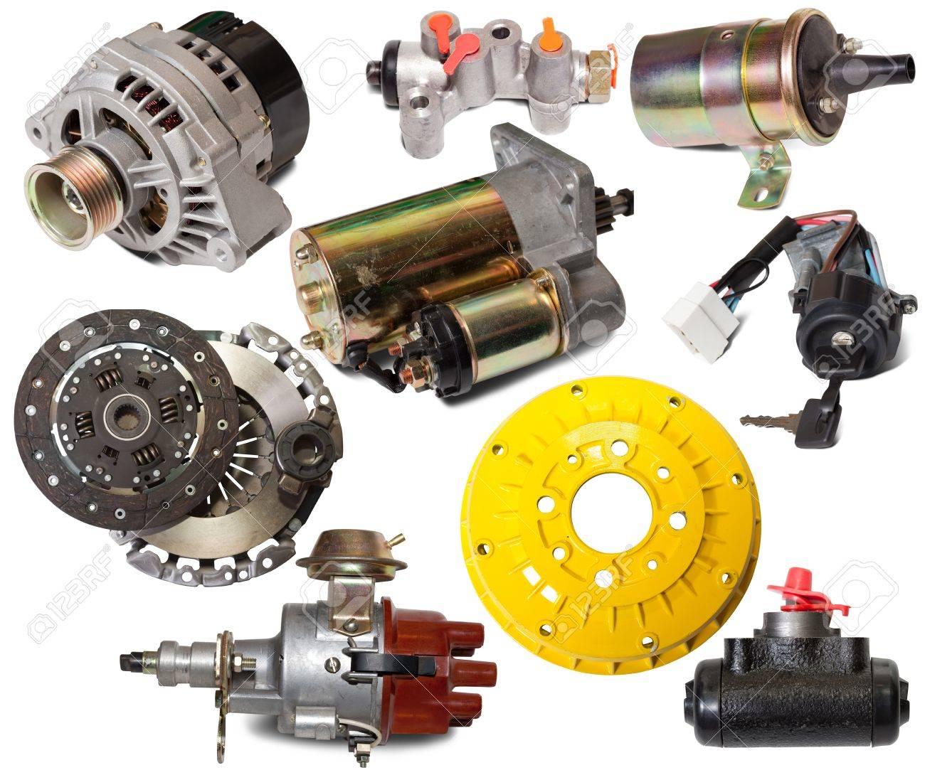 auto parts--original equipment