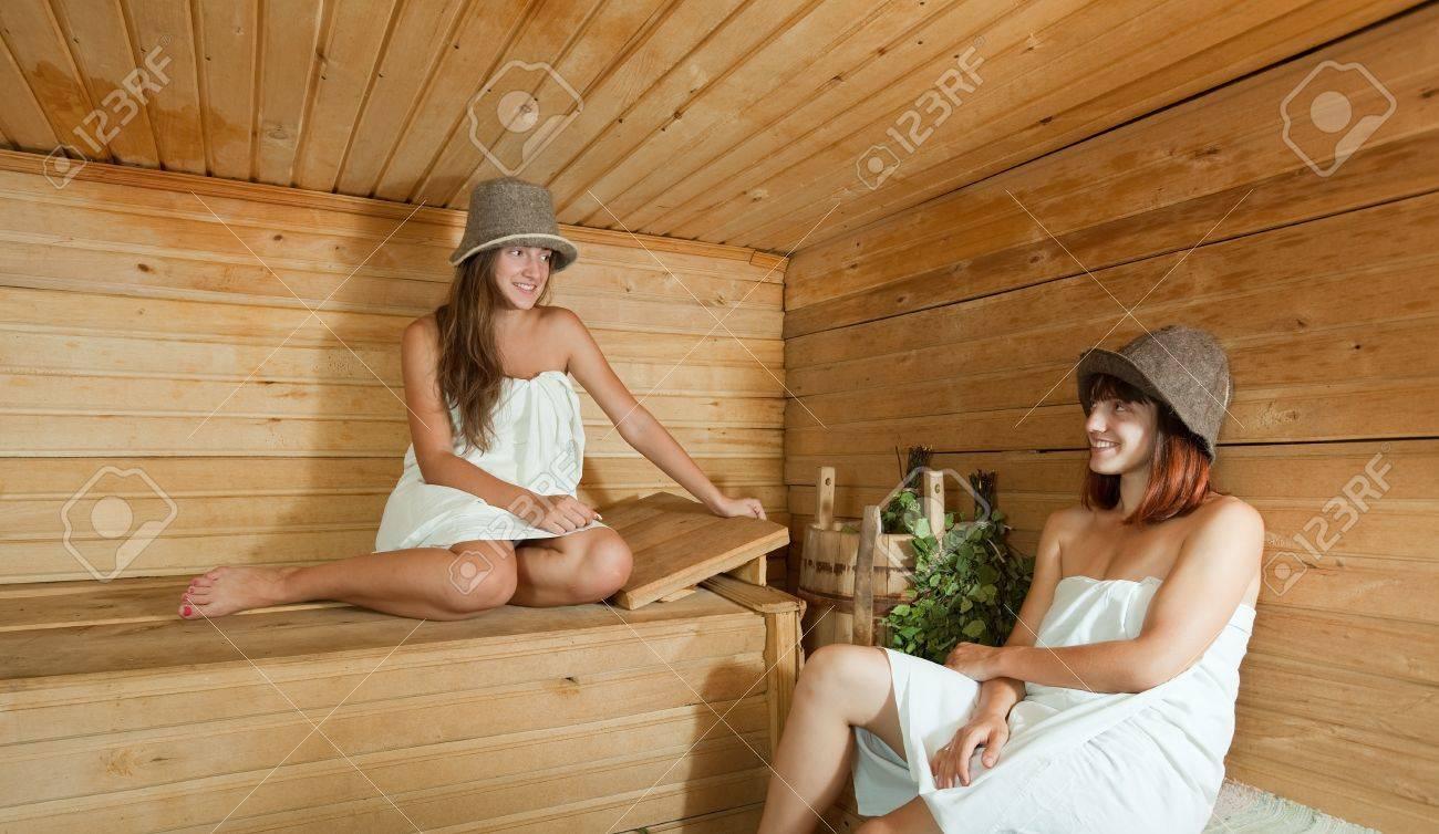 Руские девочки в сауне 23 фотография