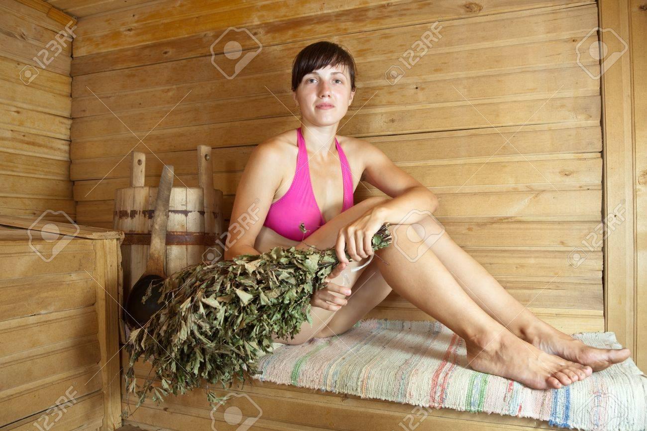 Девушки фото в русской бане