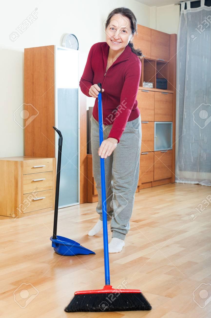 Balayer la maison