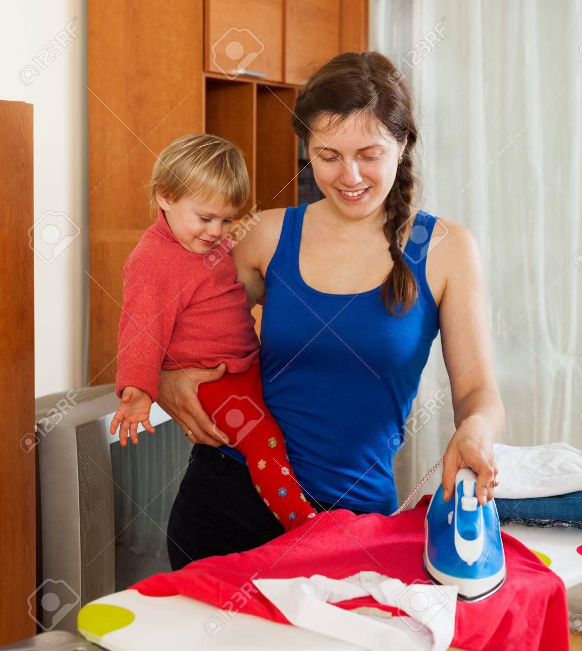Repasser vetement bébé