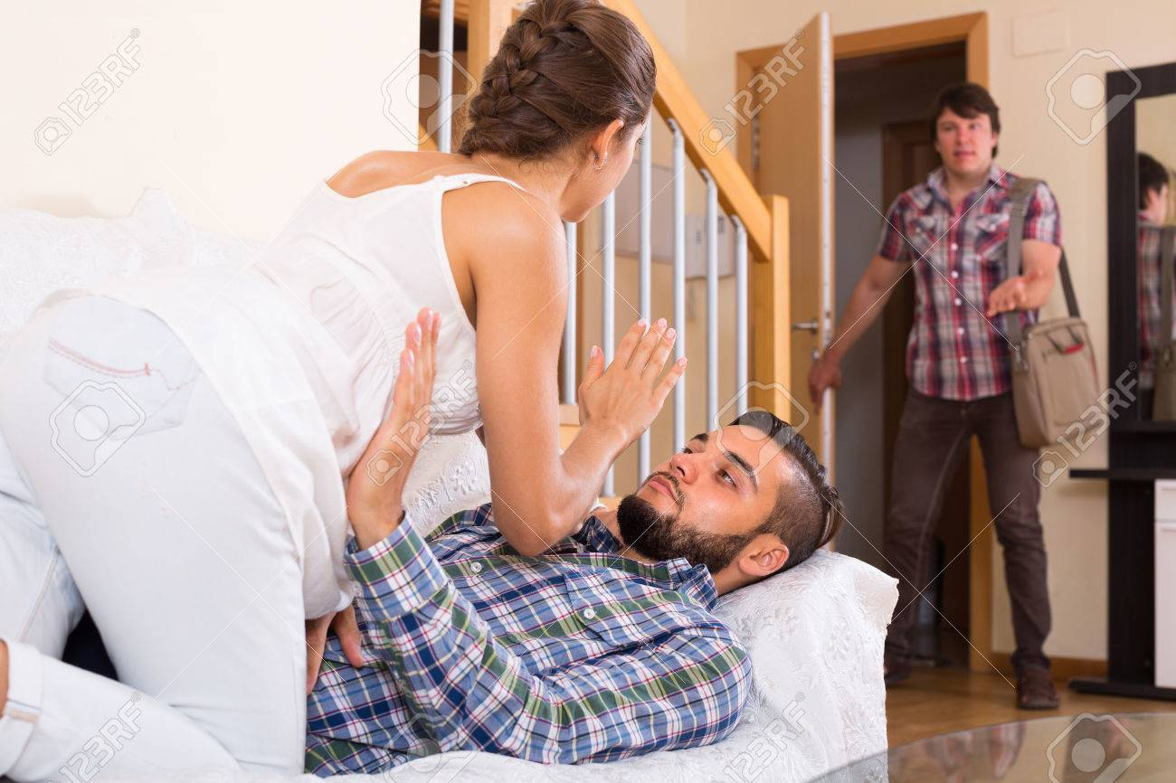 Husband Punishes Cheating Wife