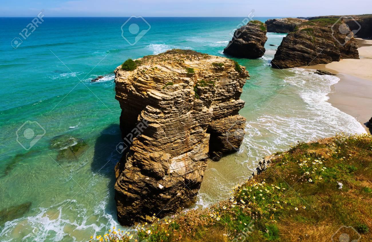playa de las catedrales provincia