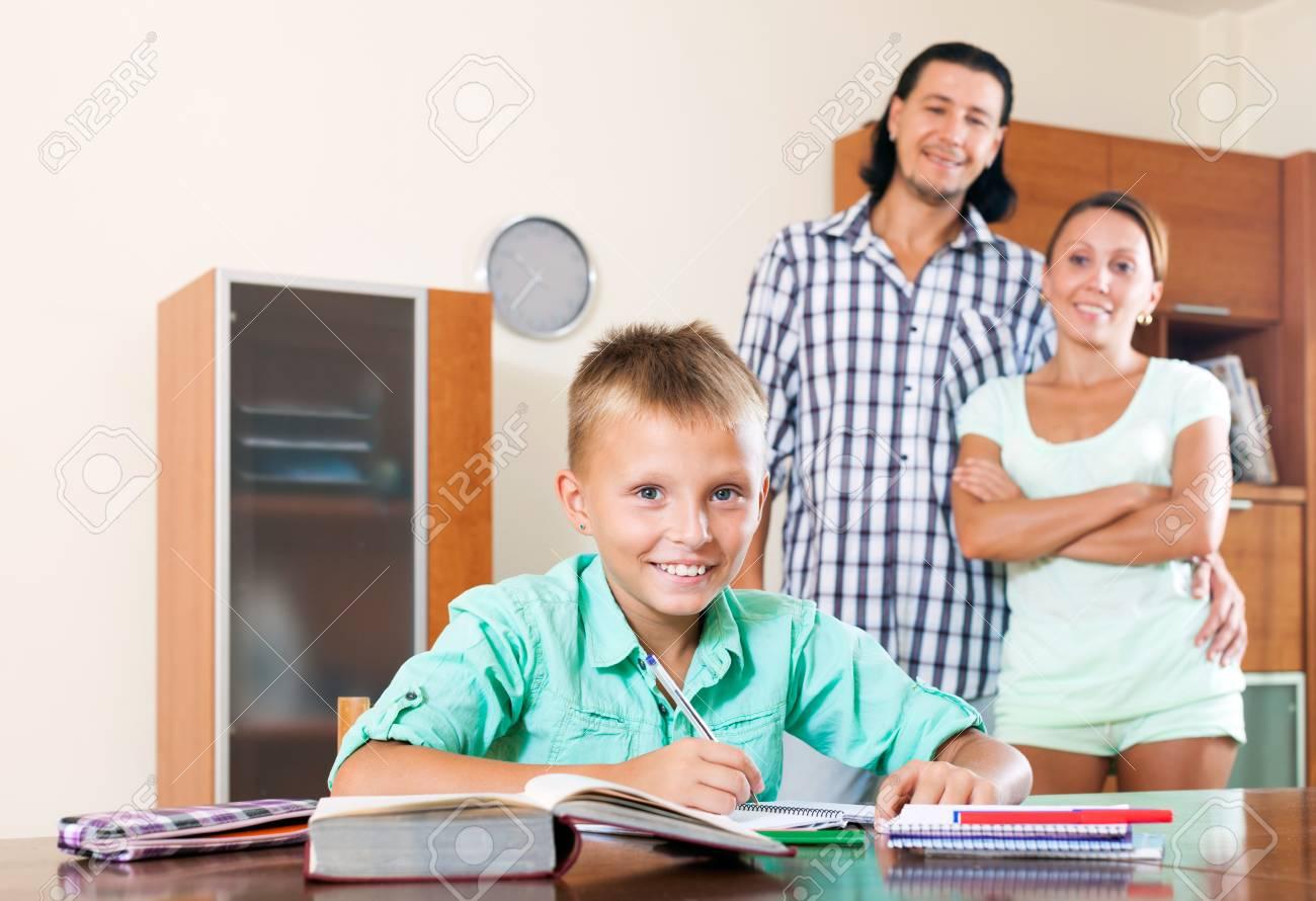 parents against homework