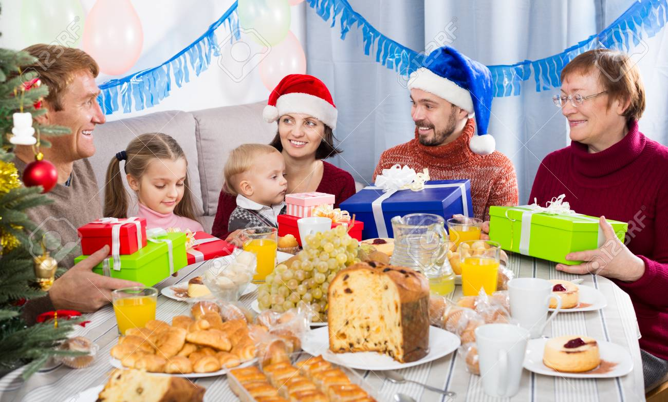Christmas Gift Exchange Ideas For Big Families.Wonderful Source Large Family Christmas Gifts 100 Family