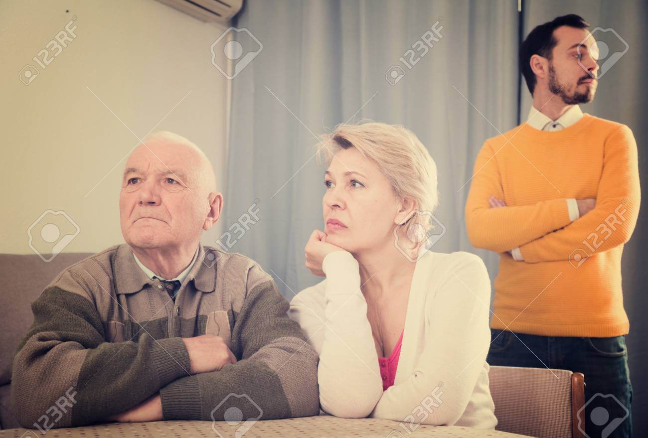 Sexe mature entre mère et fils