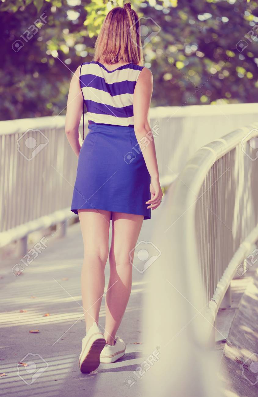 Cute Walking Dresses