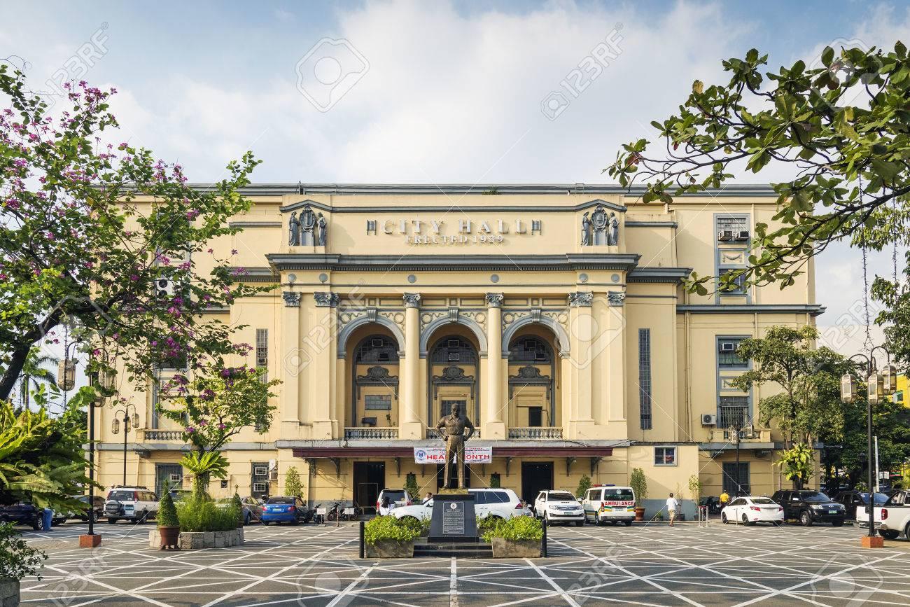 City Hall Philippines City Hall in Manila City