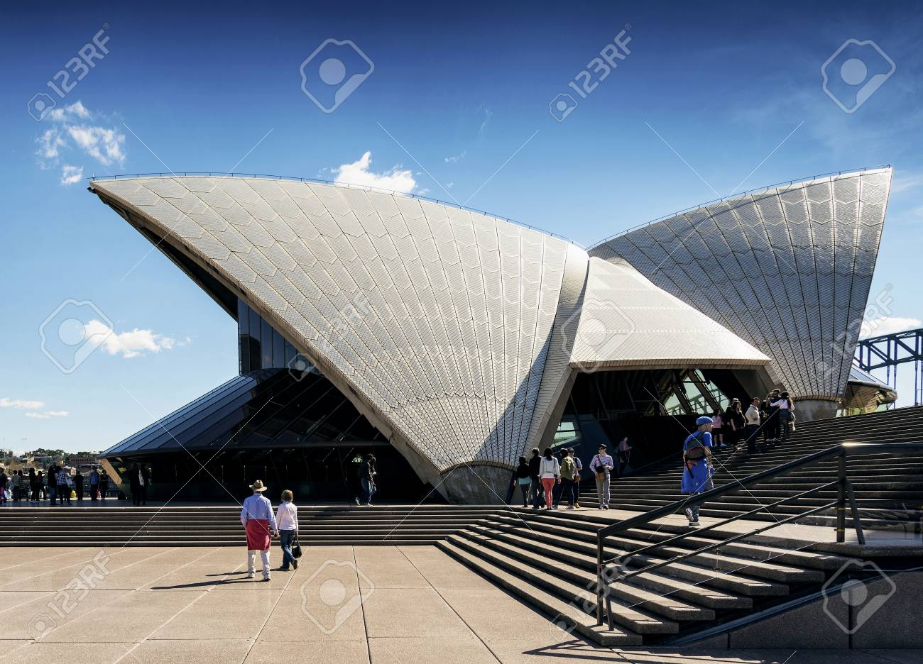 sydney opera house tourism