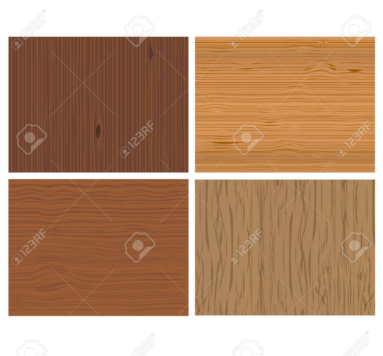 wooden background Stock Vector - 8198162