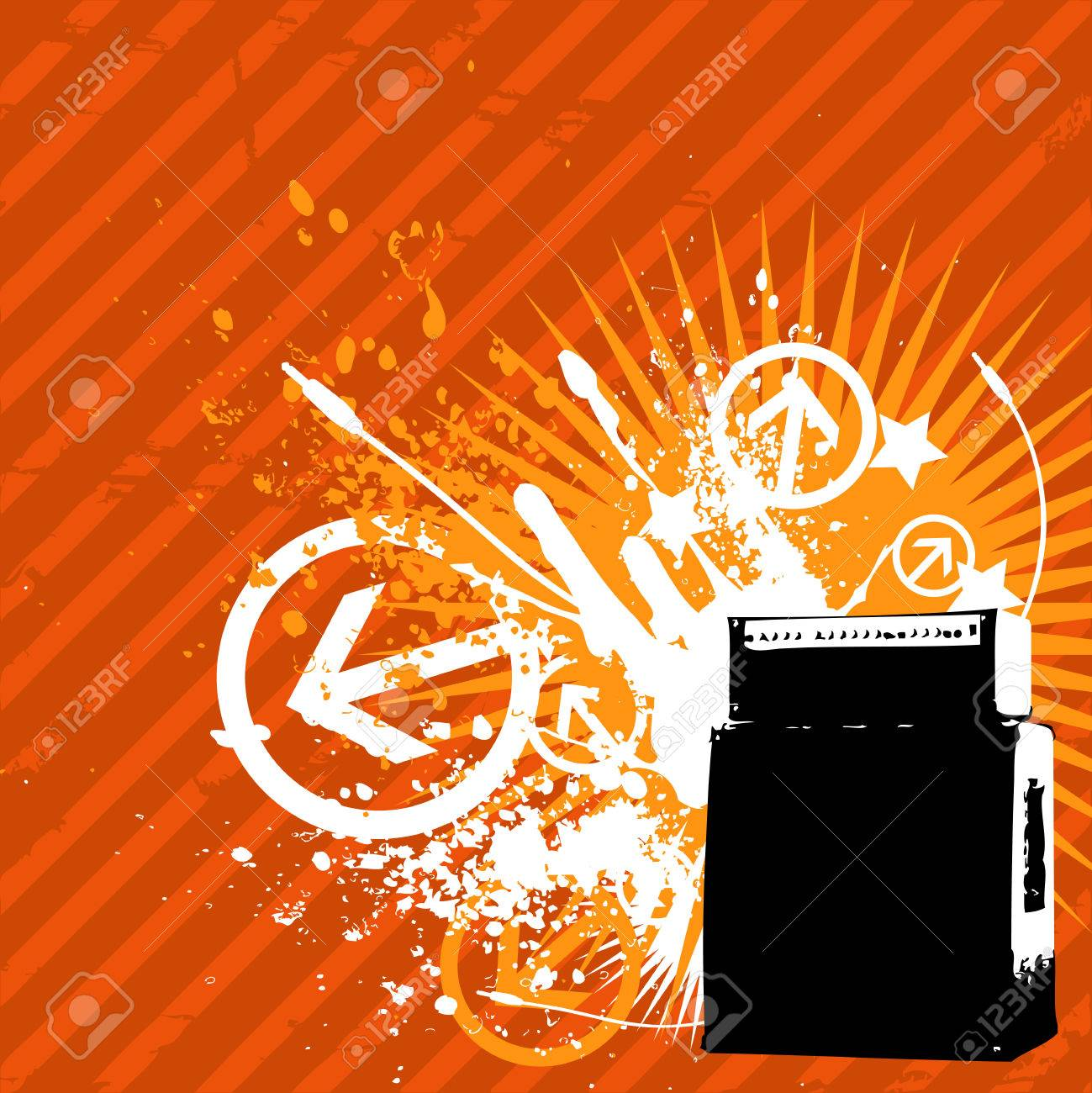 abstract Stock Vector - 8355746
