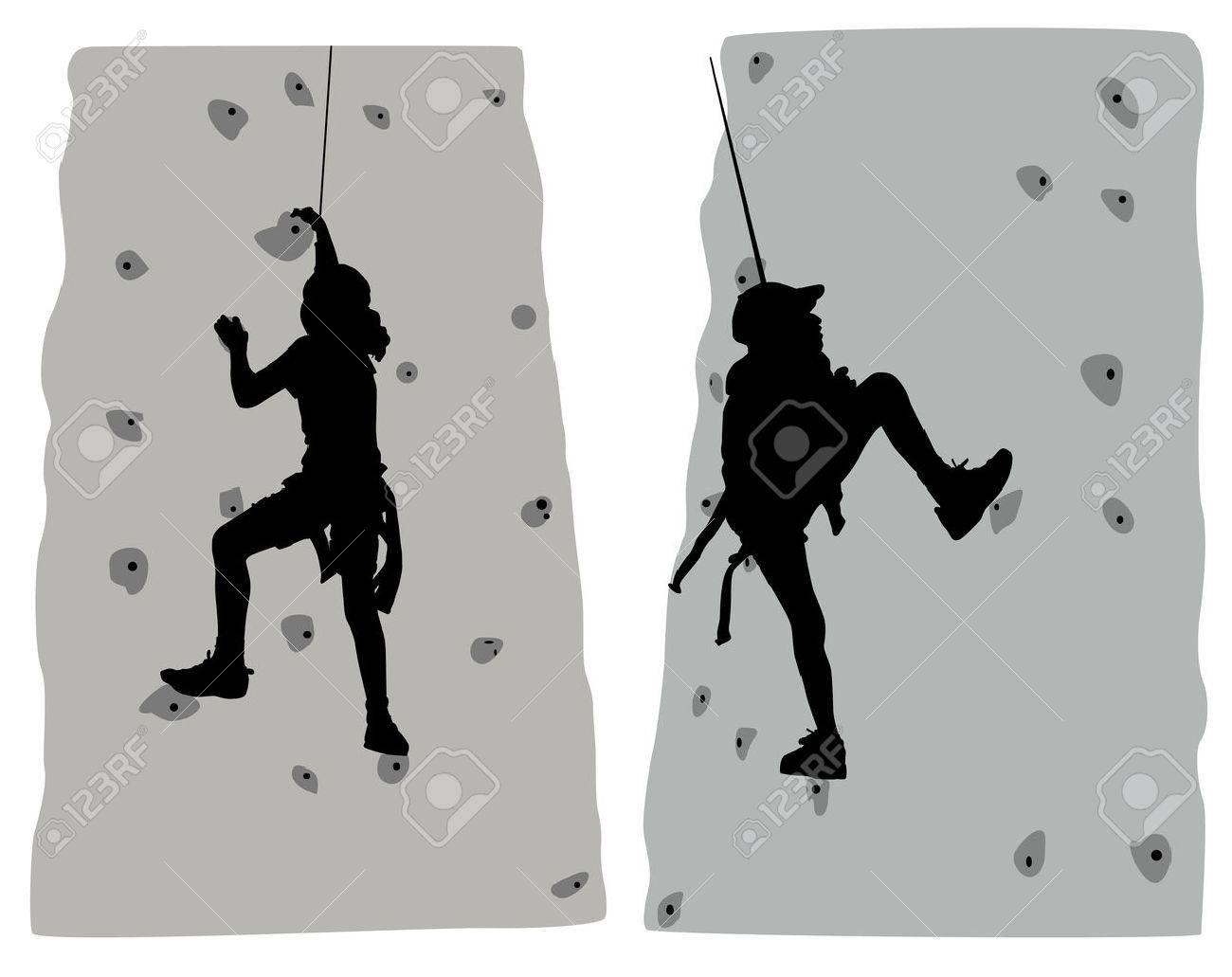 Indoor Rock Climbing Rock Climbing Climber