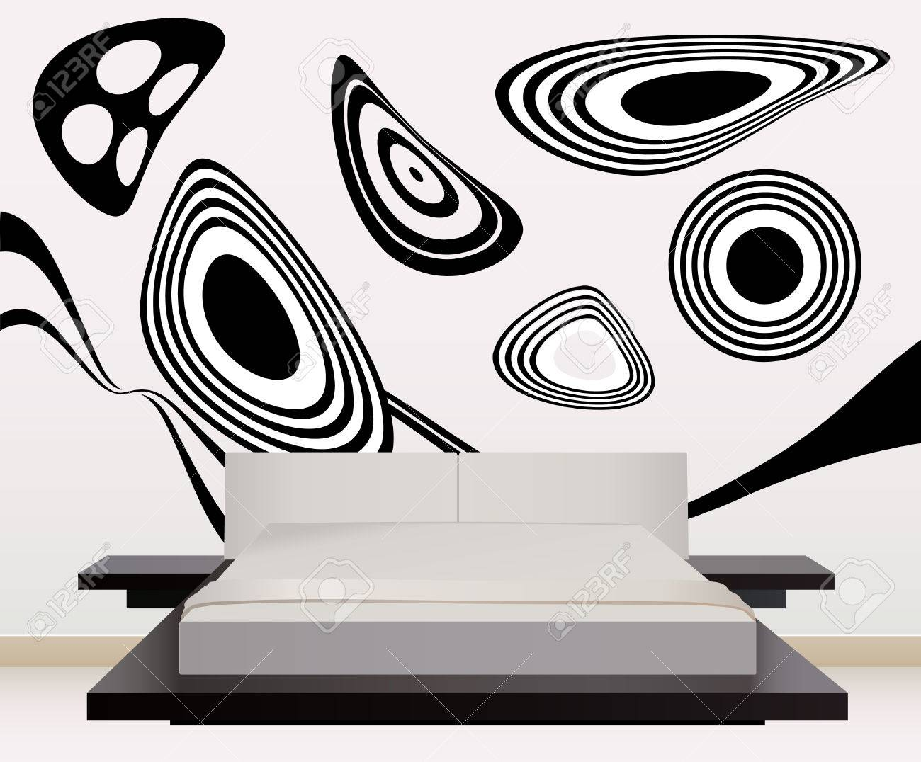 wall decoration Stock Vector - 9059997