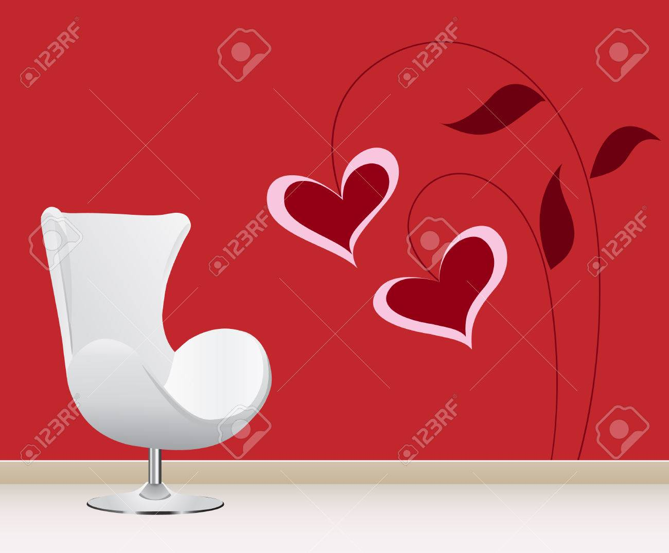 wall decoration Stock Vector - 9060139