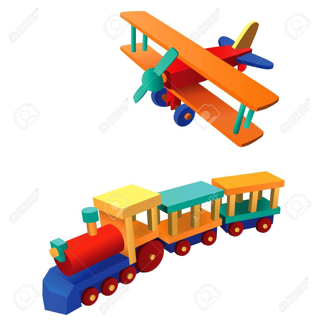 toy illustration Stock Vector - 9247525