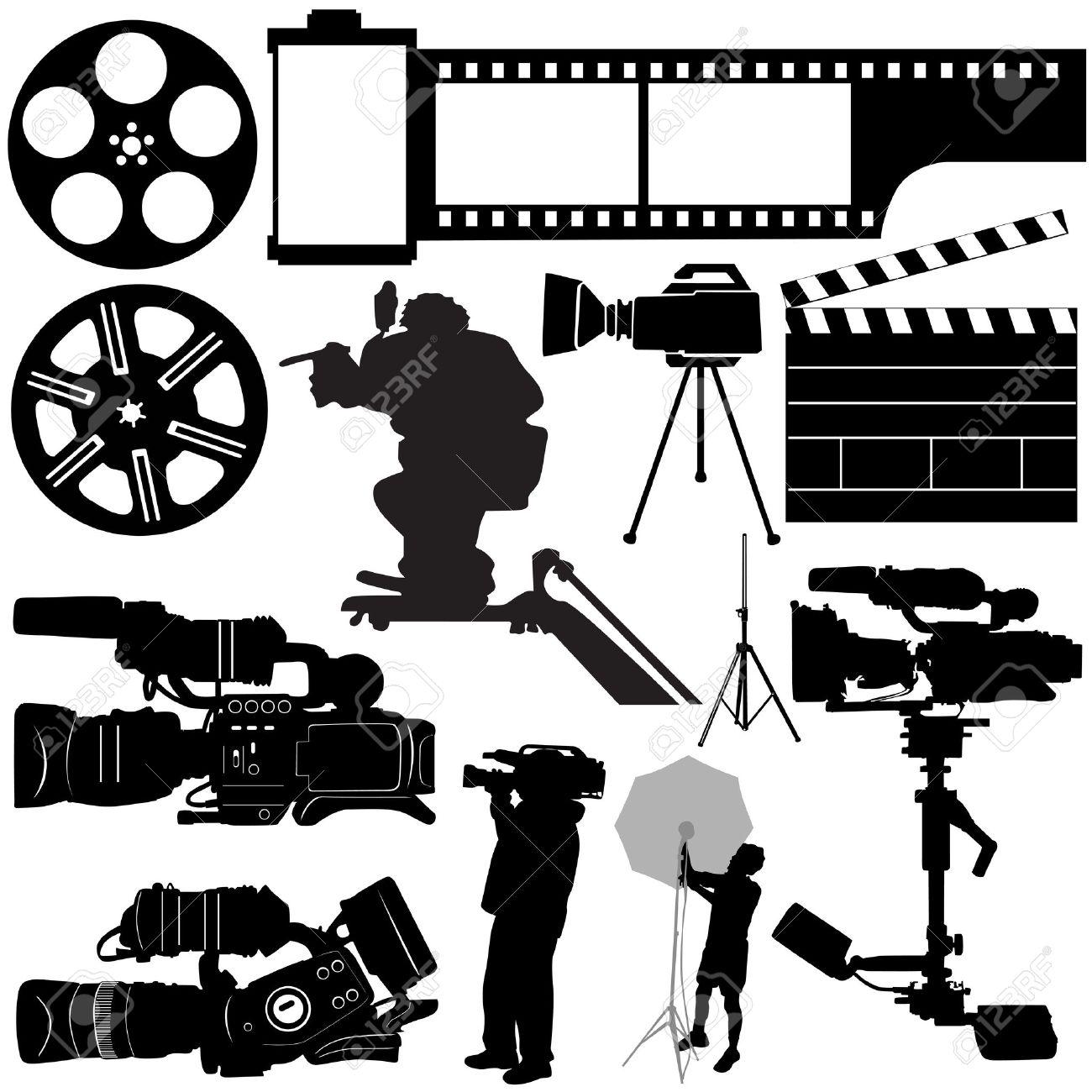 Video Recorder Vector Video Tape Recorder Film