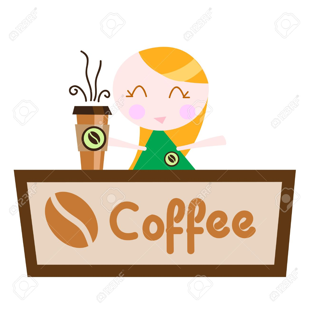 coffee shop royalty free cliparts vectors and stock illustration rh 123rf com Coffee Clip Art Coffee Clip Art