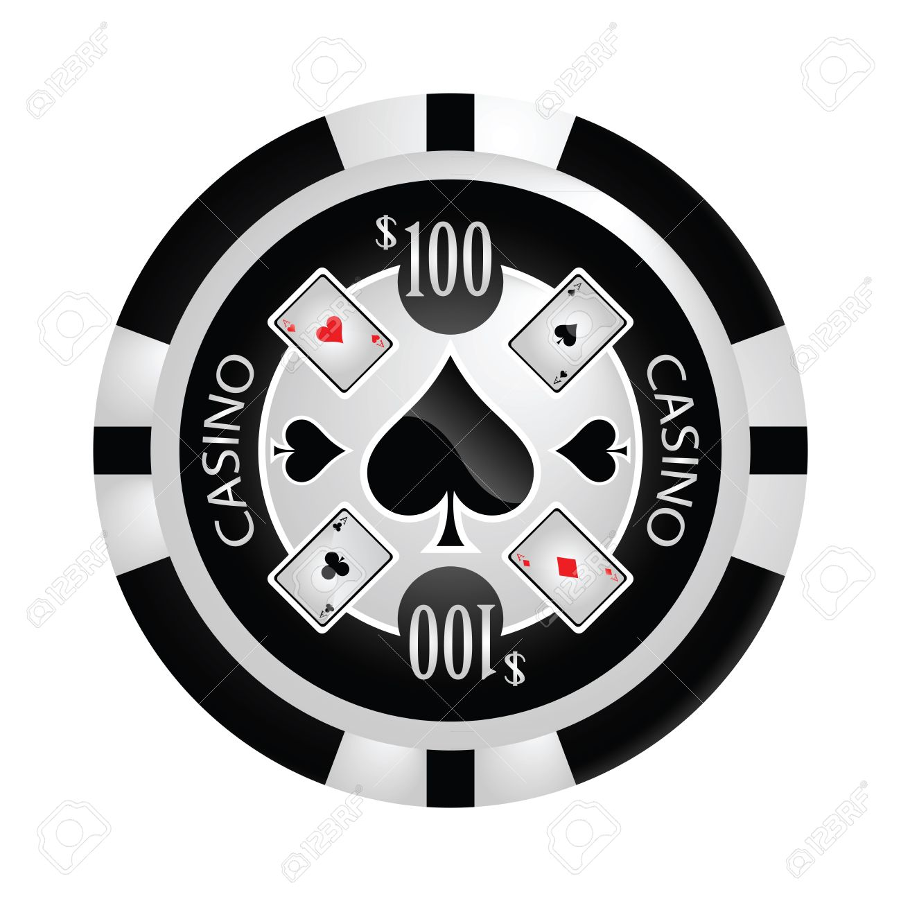 casino poker chip vector design royalty free cliparts vectors and rh 123rf com poker chips vector clipart poker chips vector clipart