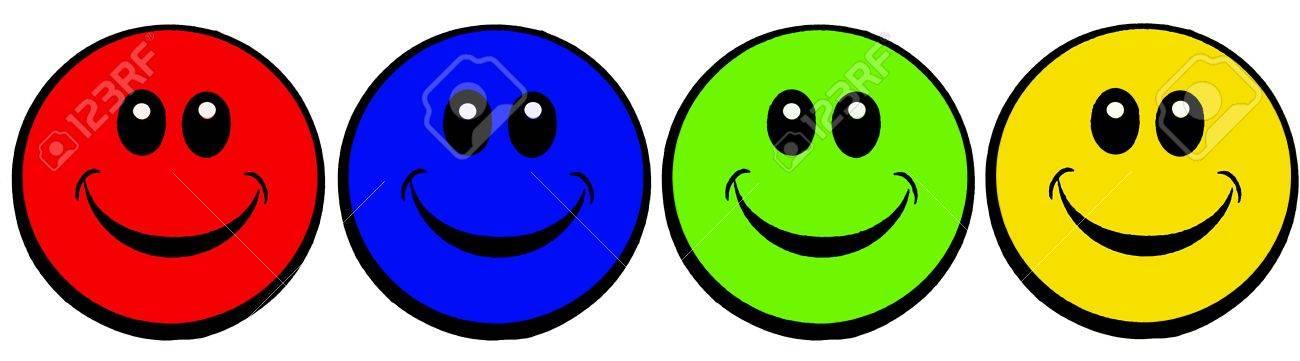 happy smiley face Stock Photo - 6848957