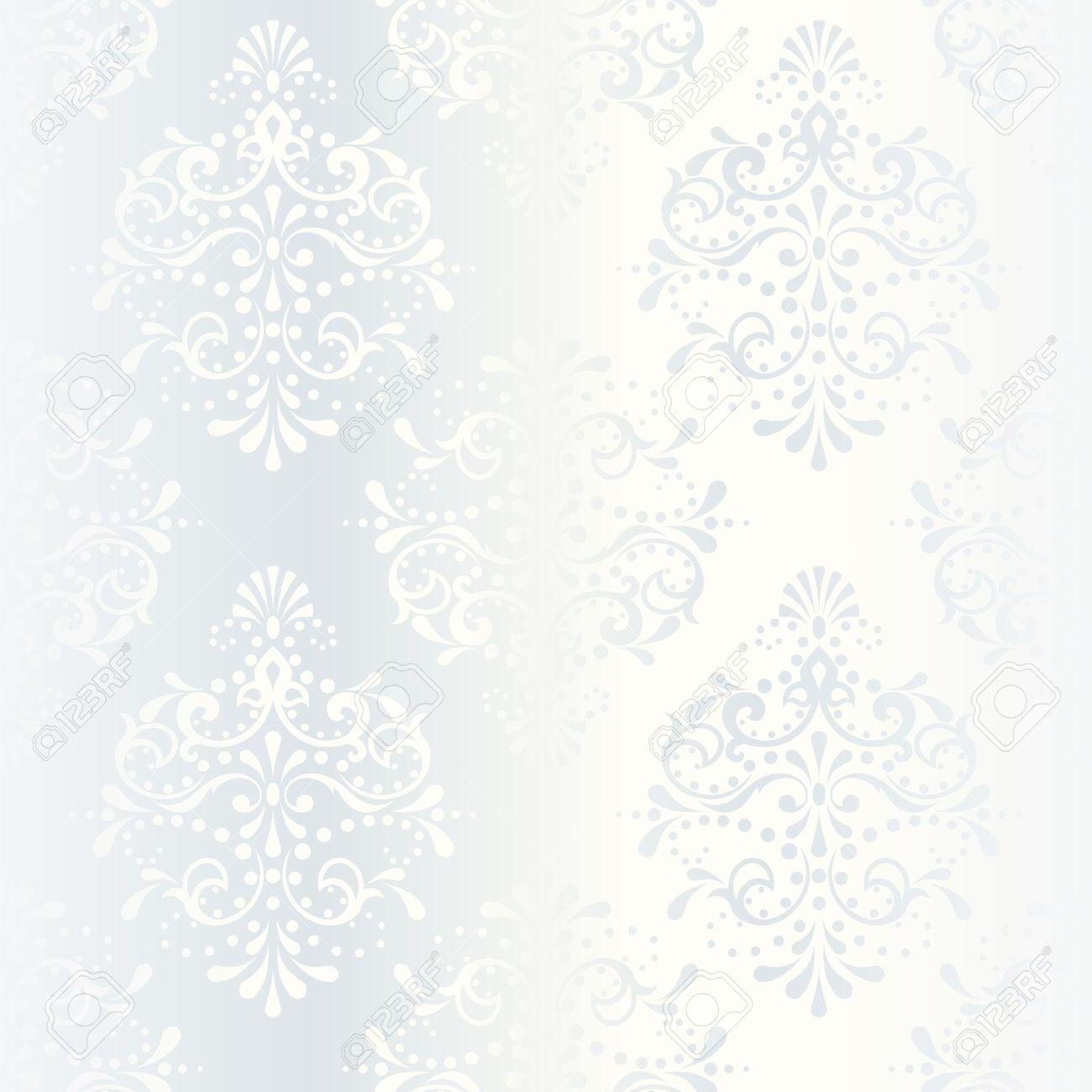 Elegante Modelo Blanco Sin Costuras, Prefecto Para La Boda Diseños ...