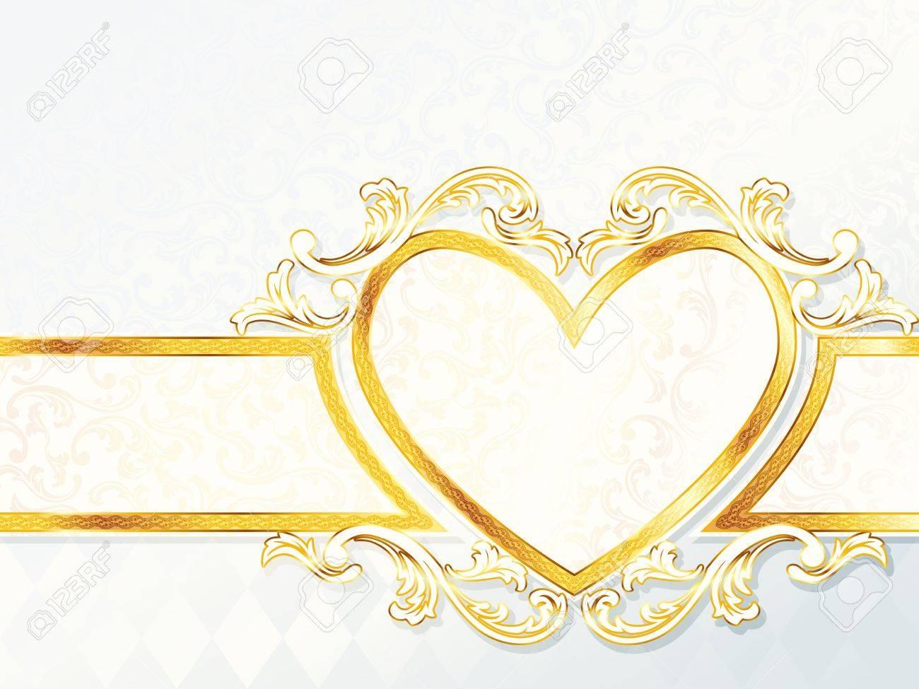 Hochzeit Blog Gold Hochzeit Grafik
