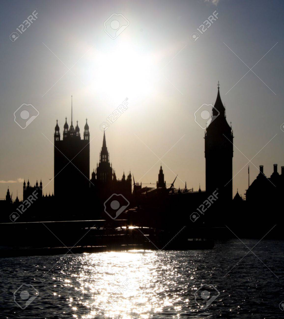 London Landscape Stock Photo - 6319084