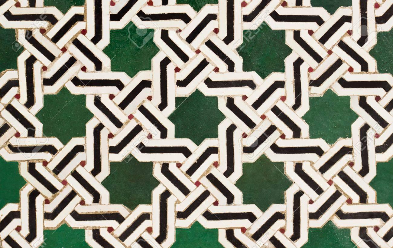 oriental pattern Stock Photo - 12653607
