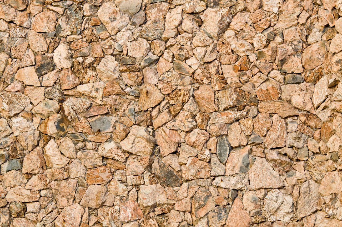foto de archivo pared de un edificio con acabados de piedra natural
