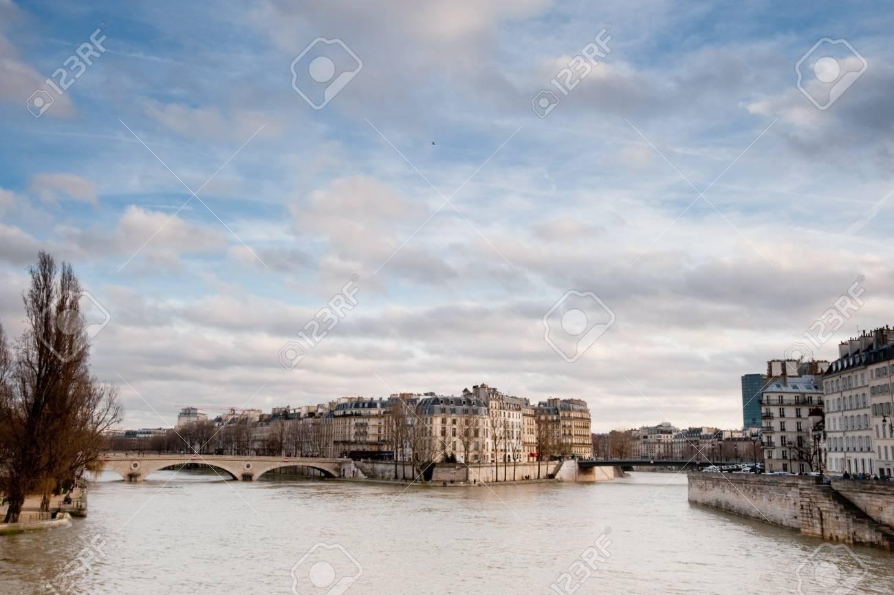 Paris and River Seine - 8802075