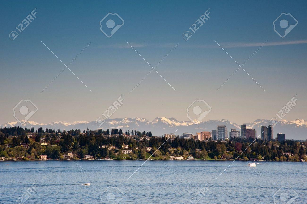 View of Lake Washington - 13584510