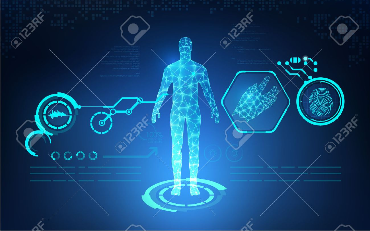Abstract technological health care science blue print scientific abstract technological health care science blue print scientific interface futuristic backdrop digital malvernweather Choice Image