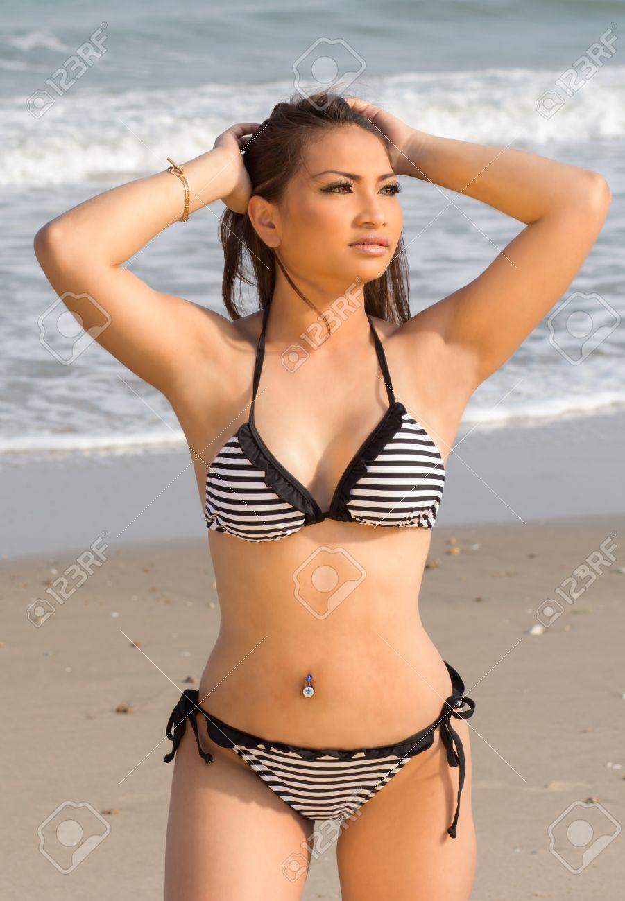 Thai bikini girl