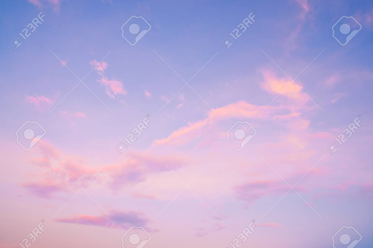 Nature Background Of Beautiful Sky Landscape At Sunset Serenity Stock Photo Picture And Royalty Free Image Image 86794899