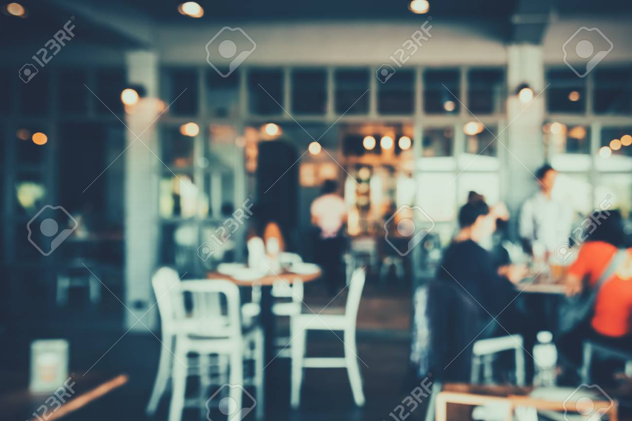 Blurred Cafe Restaurant Background Coffee Shop Blur Background Stock Photo Picture And Royalty Free Image Image 104031203