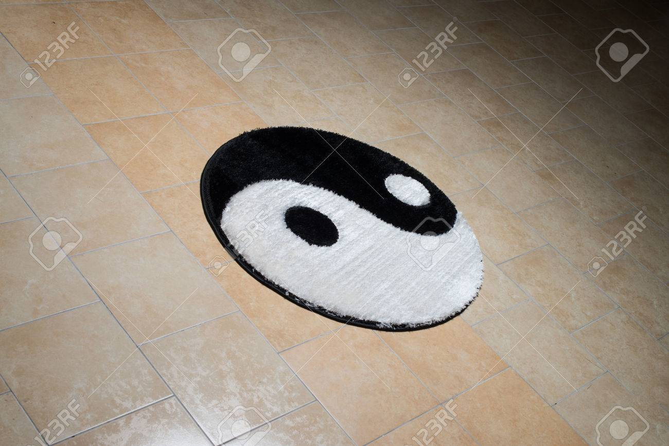 Yin Yang Carpet Stock Photo Picture And Royalty Free Image Image