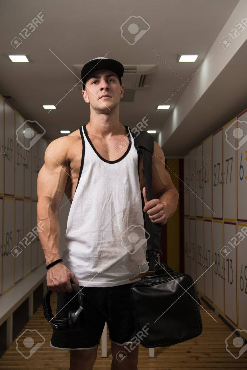 Muscle homo ass job and semen flow