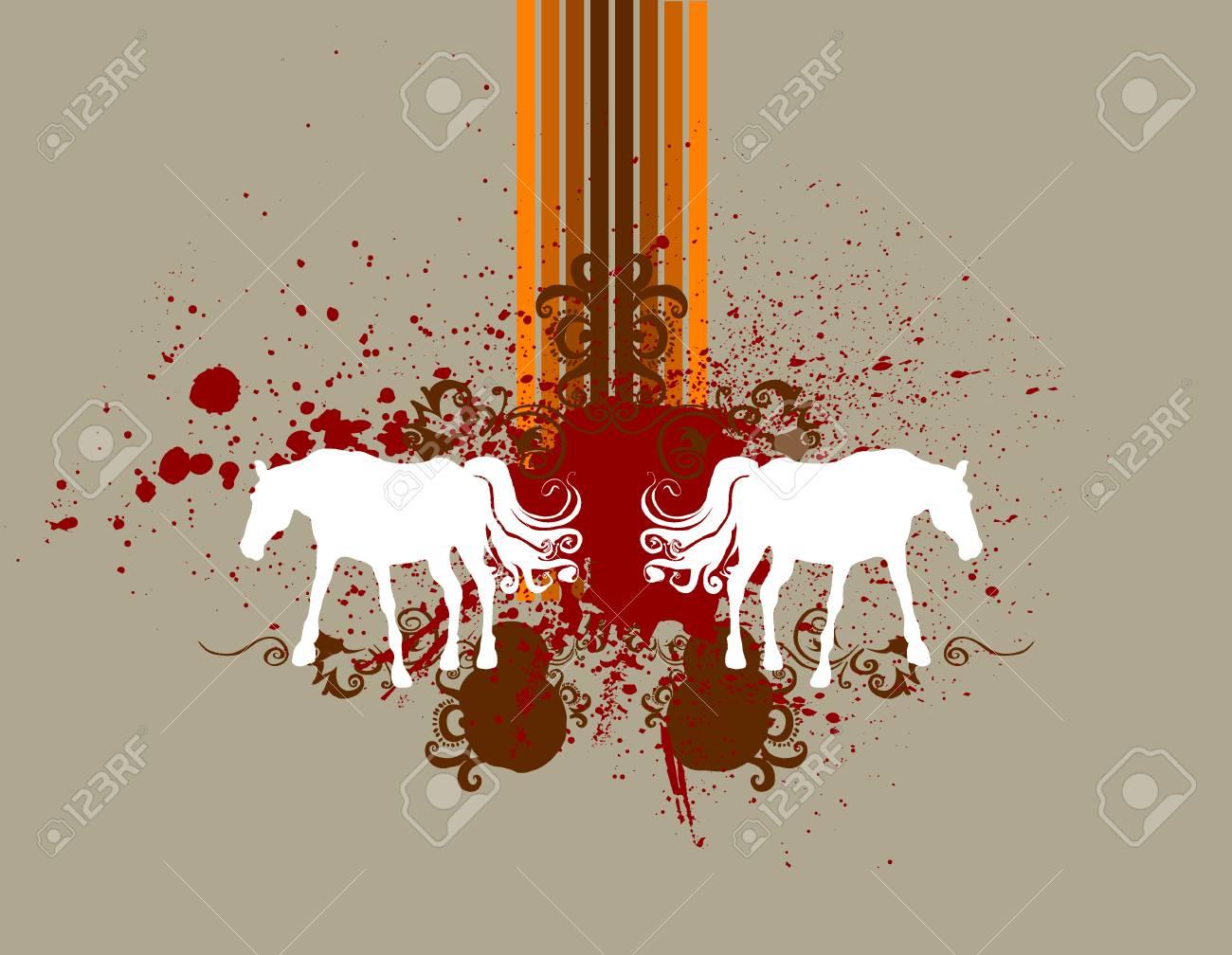 horse Stock Vector - 1470327