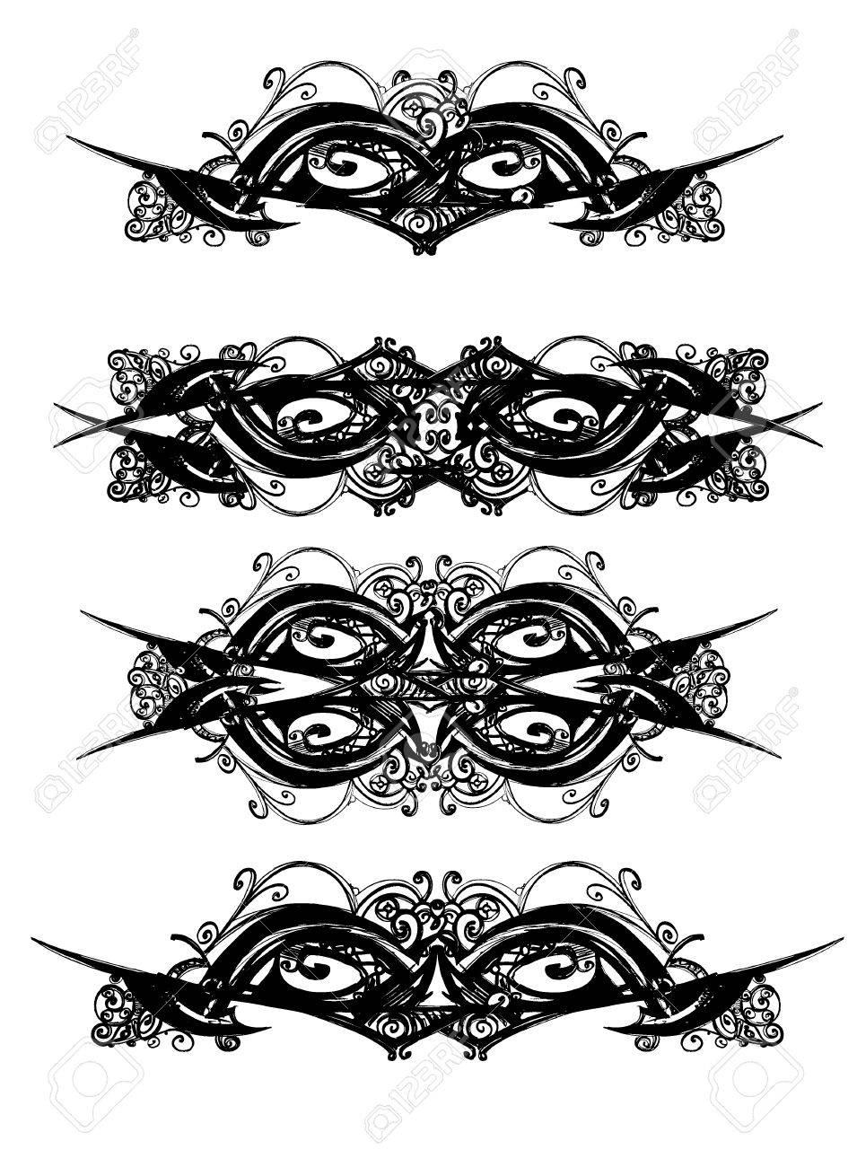 tattoo Stock Vector - 5612410