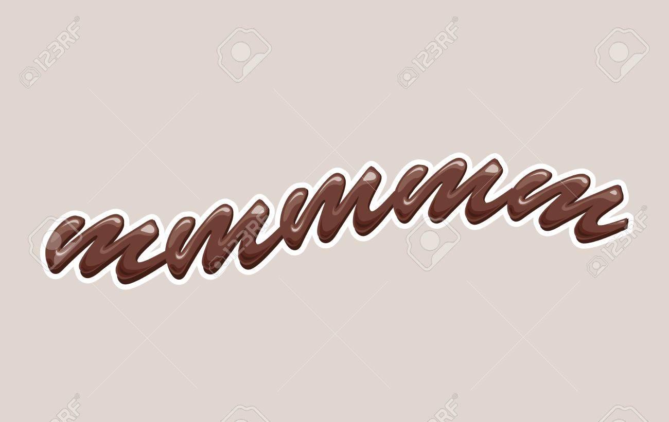 chocolate Stock Vector - 11671458